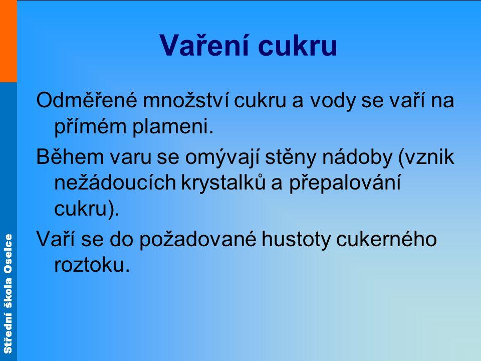 Střední škola Oselce Obr.14 Foukaný karamel Obr.13