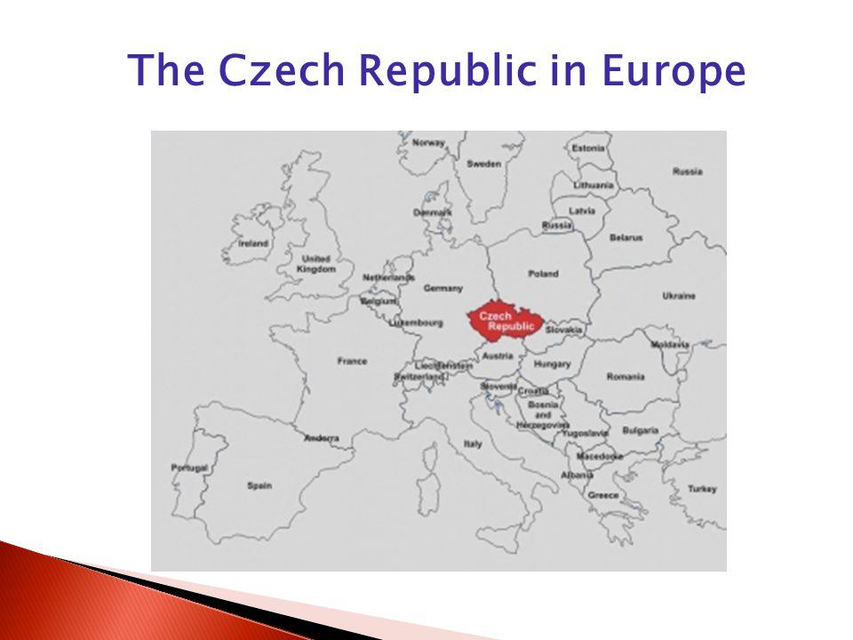 The Czech Republic in Europe
