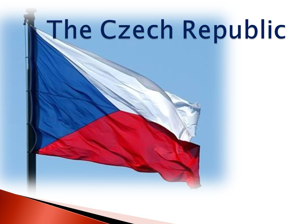  The Czech Republic was set up on 1st January 1993  The Czech Republic is situated in central Europe.