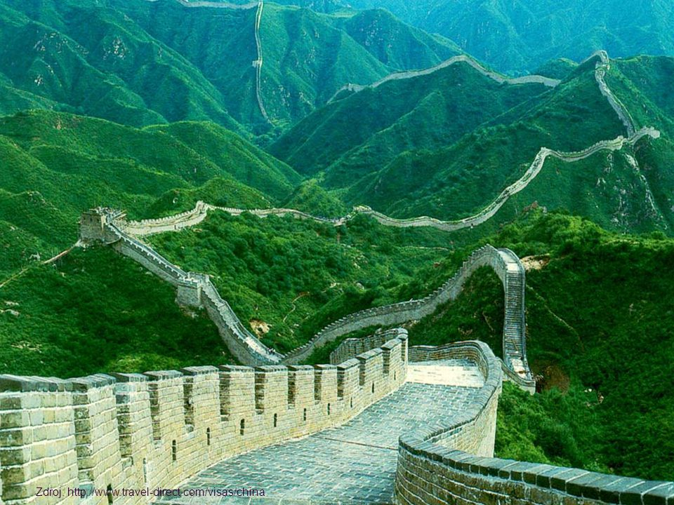 5 Zdroj: http://www.travel-direct.com/visas/china