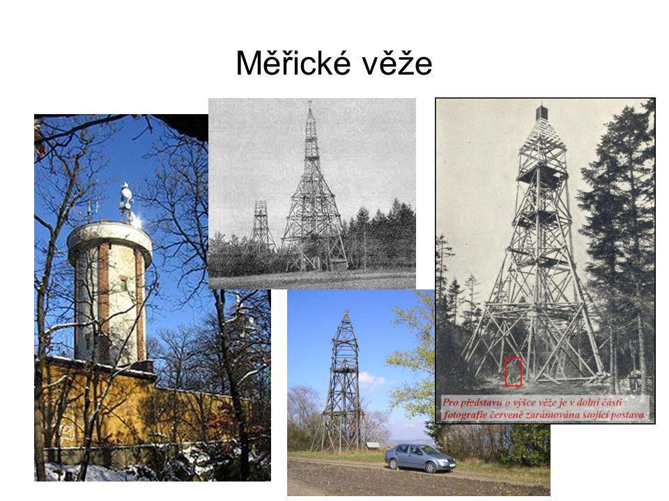 Měřické věže