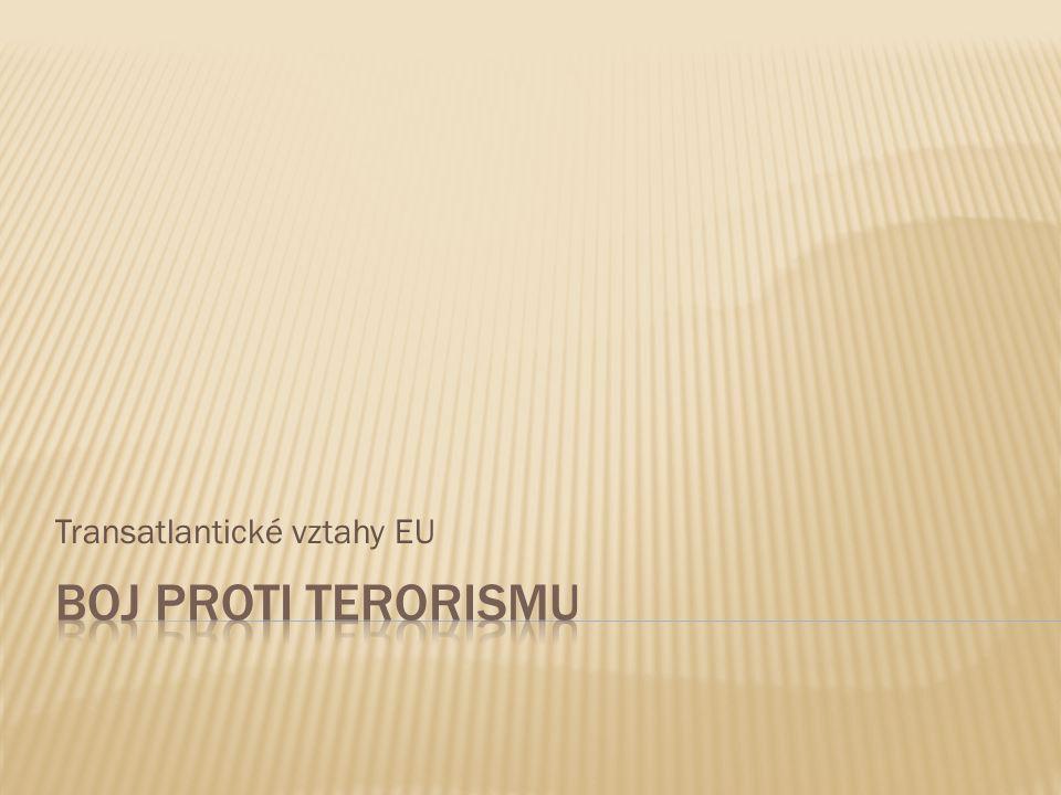 Transatlantické vztahy EU