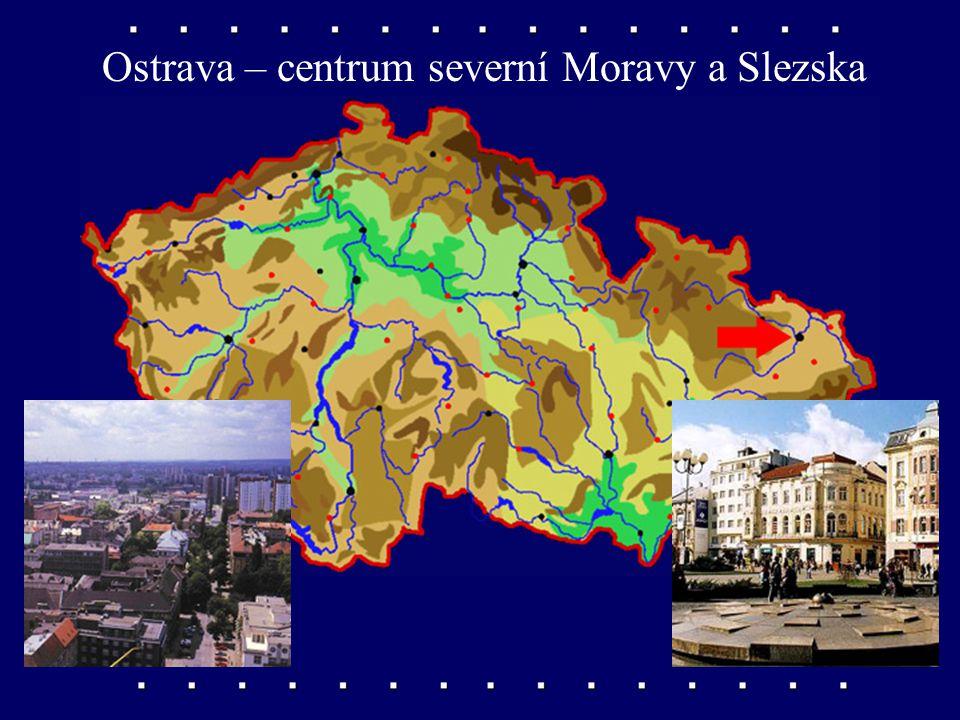 Brno – město při soutoku Svratky a Svitavy