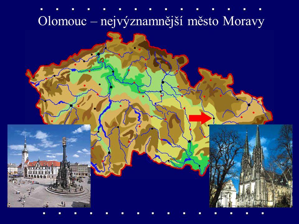 Ostrava – centrum severní Moravy a Slezska