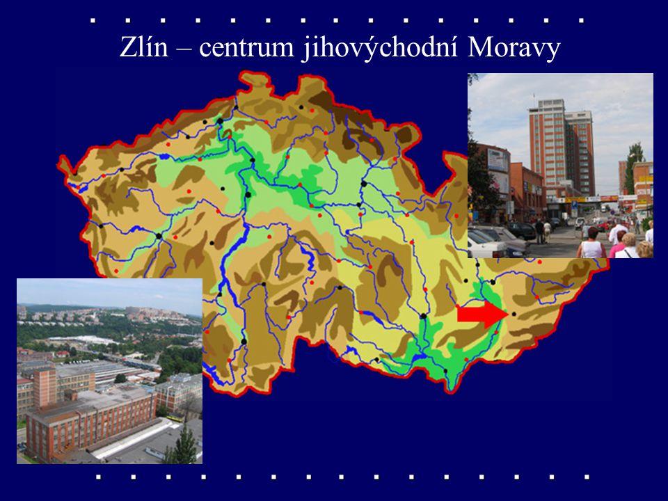 Olomouc – nejvýznamnější město Moravy