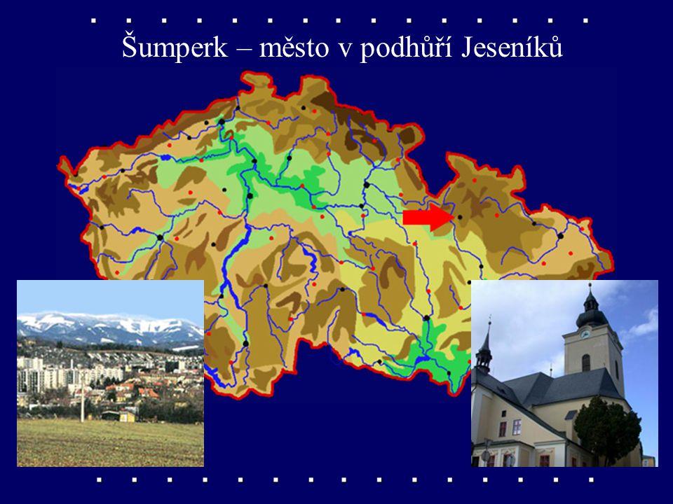 Opava – město při soutoku Opavy a Moravice