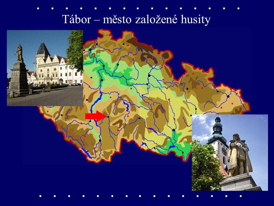 Jihlava – centrum Českomoravské vrchoviny