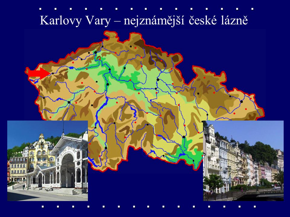 Mariánské Lázně – lázně v západních Čechách