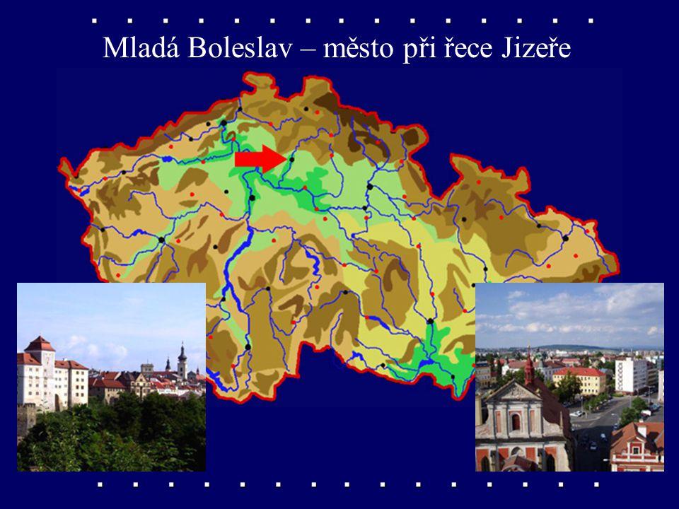 Děčín – město u soutoku Labe a Ploučnice