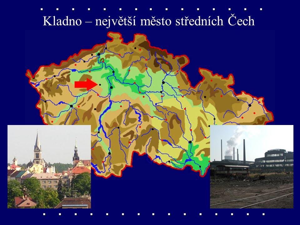 Mladá Boleslav – město při řece Jizeře
