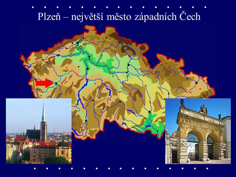 Praha – hlavní město České republiky