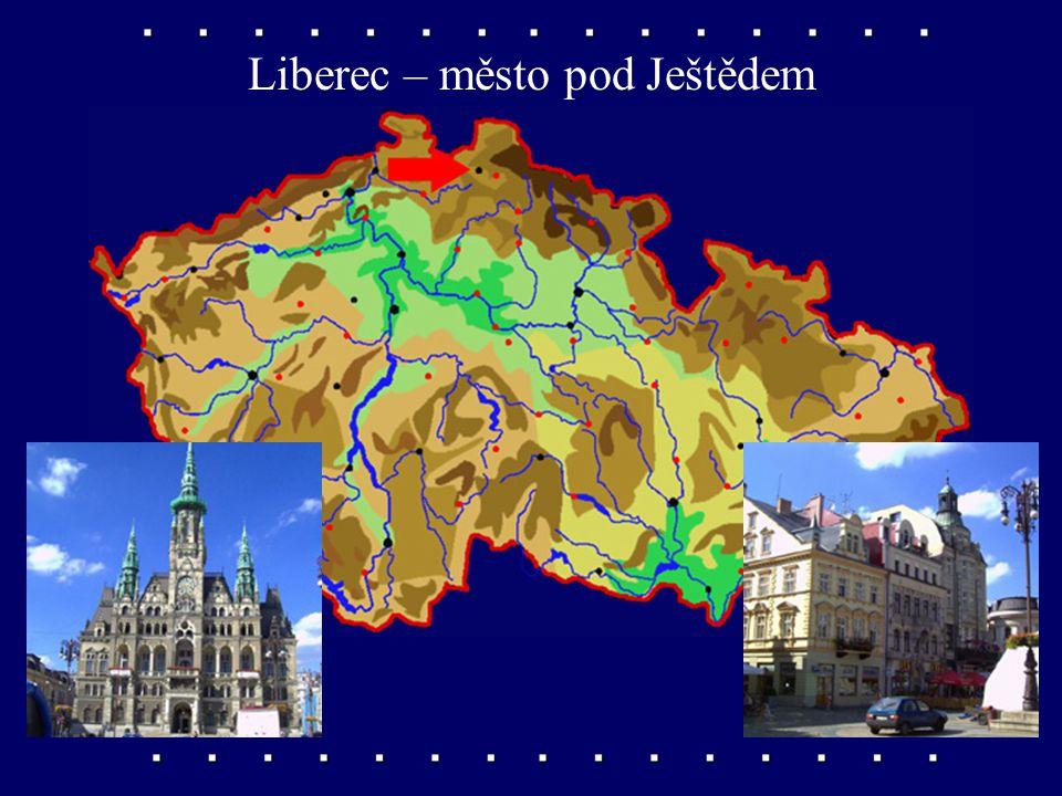 Ústí nad Labem – centrum severních Čech