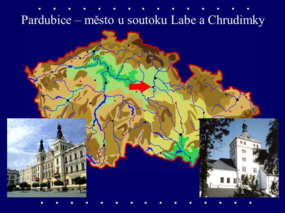 Hradec Králové – město při soutoku Labe a Orlice