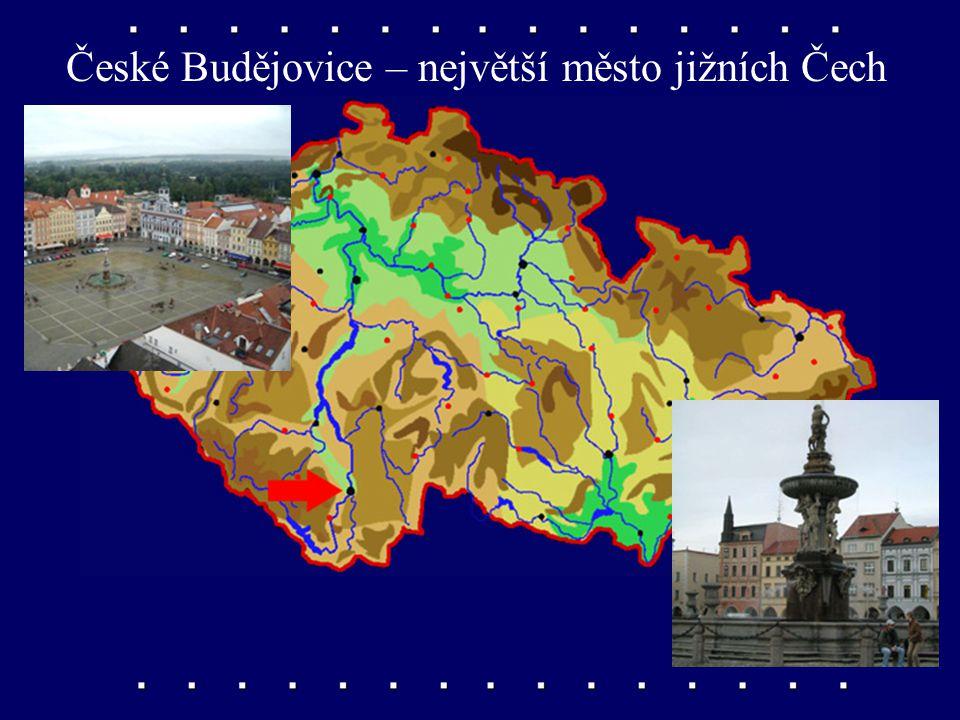 Pardubice – město u soutoku Labe a Chrudimky