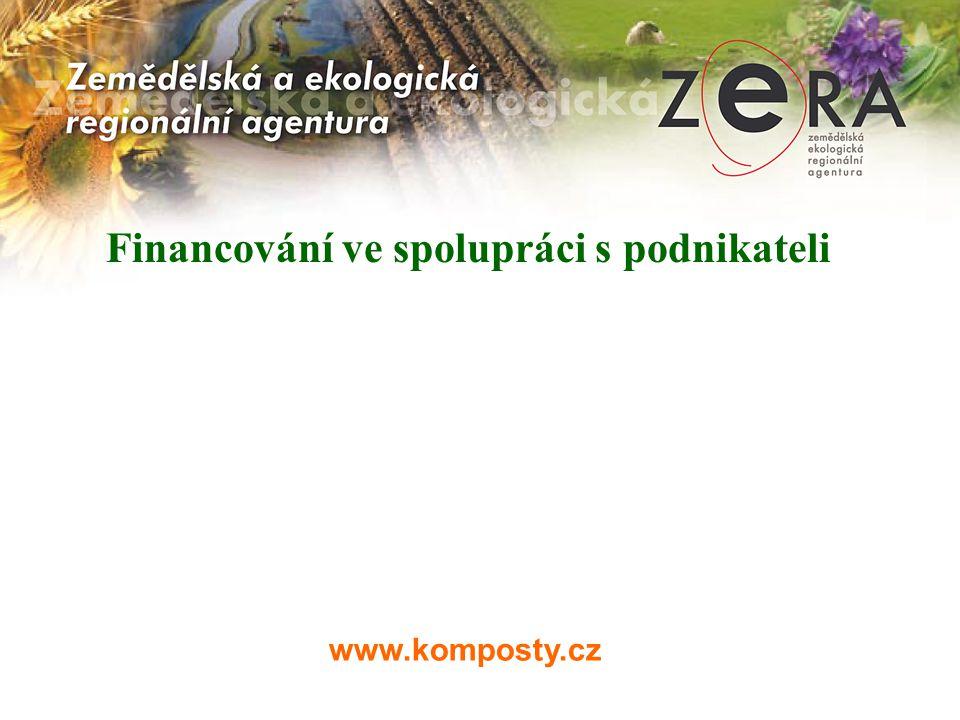 Financování ve spolupráci s podnikateli