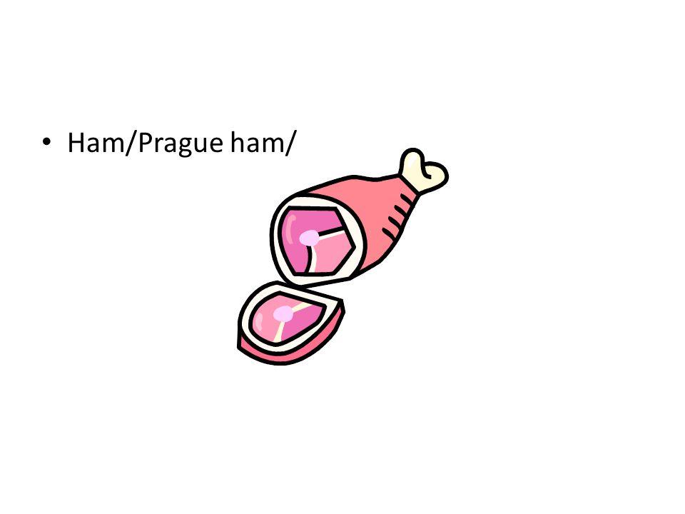 Ham/Prague ham/