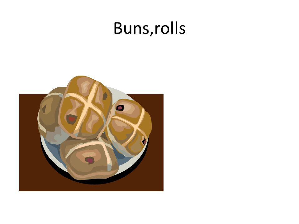 Buns,rolls