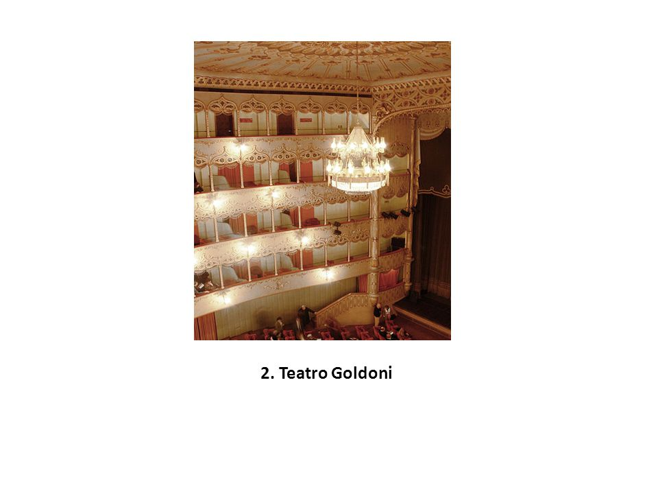 2. Teatro Goldoni