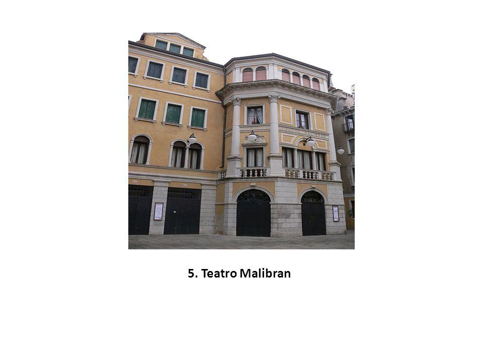 5. Teatro Malibran