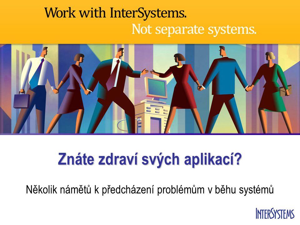 Jiné možnosti WMI (Windows Management Instrumentation) WMI (Windows Management Instrumentation) –Pouze Windows Caché Task Manager Caché Task Manager –Vlastní úlohy, poděděné od %SYS.Task –Email –Webové služby
