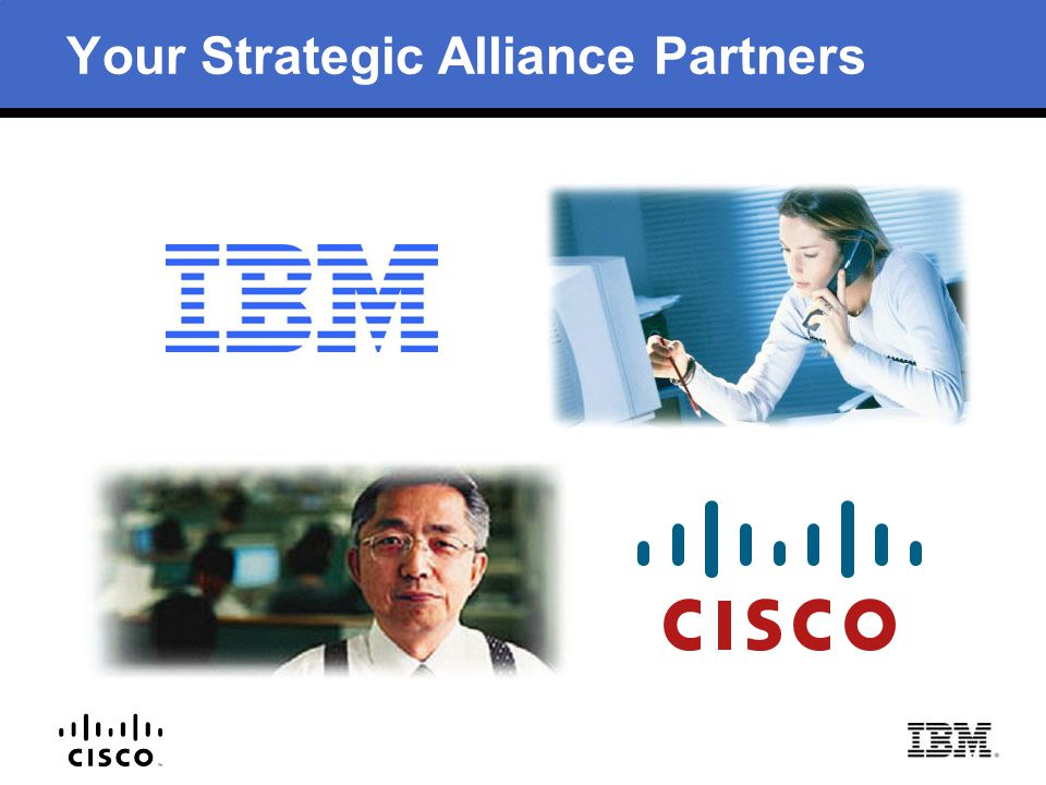Your Strategic Alliance Partners