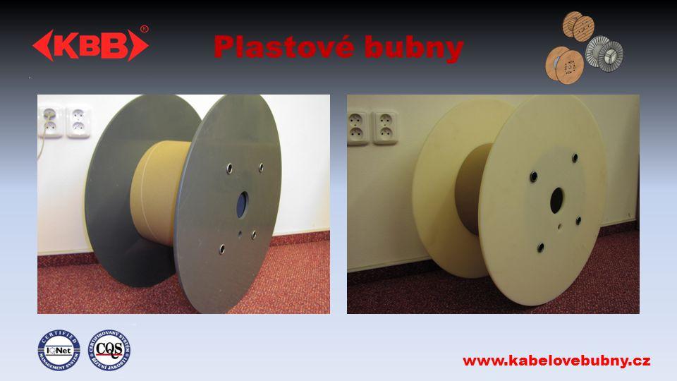Plastové bubny www.kabelovebubny.cz