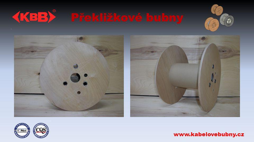 Překližkové bubny www.kabelovebubny.cz