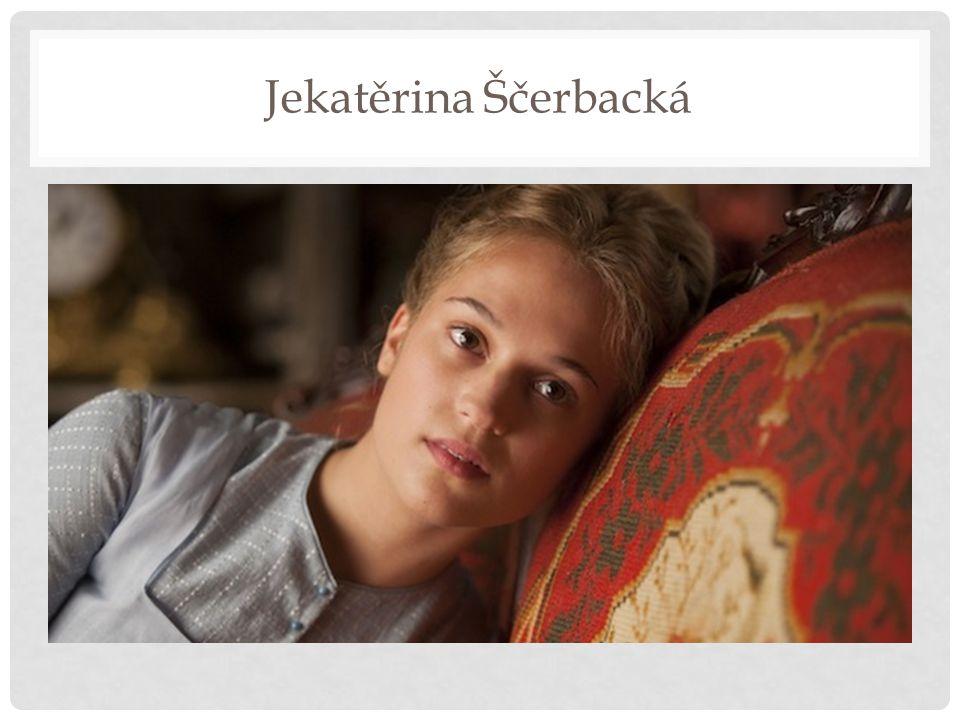 Jekatěrina Ščerbacká