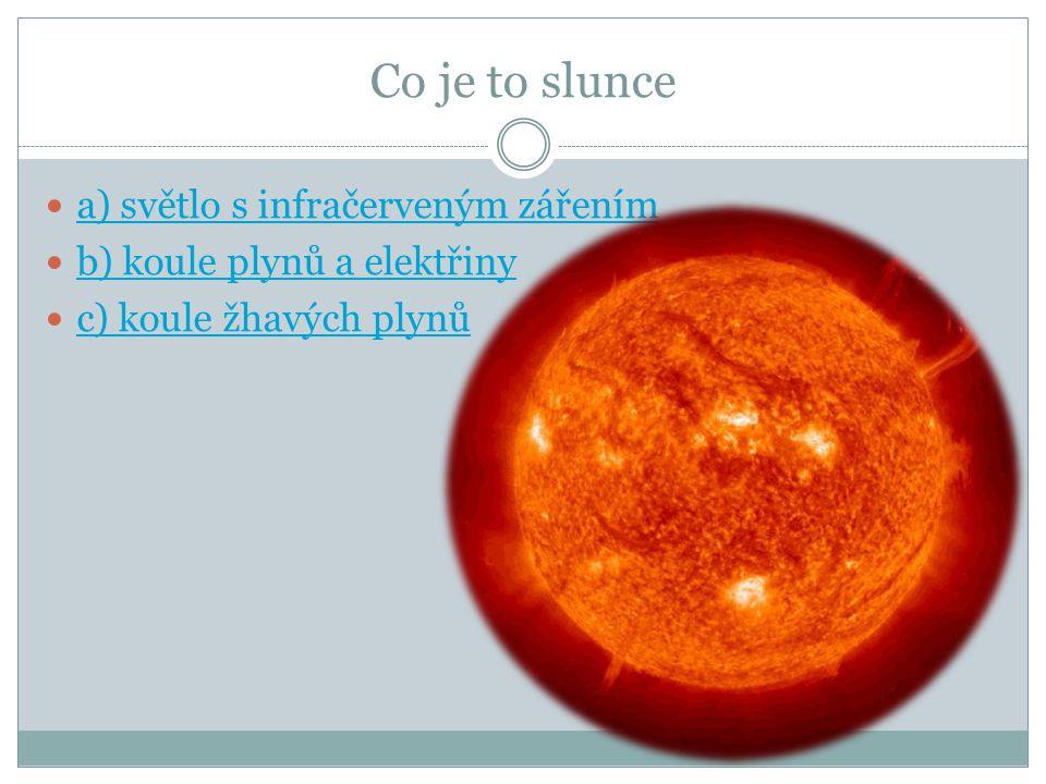 Název planety Merkur Jupiter Mars Venuše Země Neptun Saturn Uran