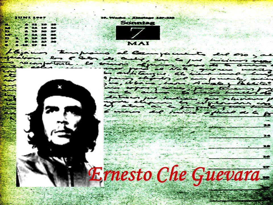 Ernesto Guevara se narodil, jako prvorozený syn svých rodičů, 14.