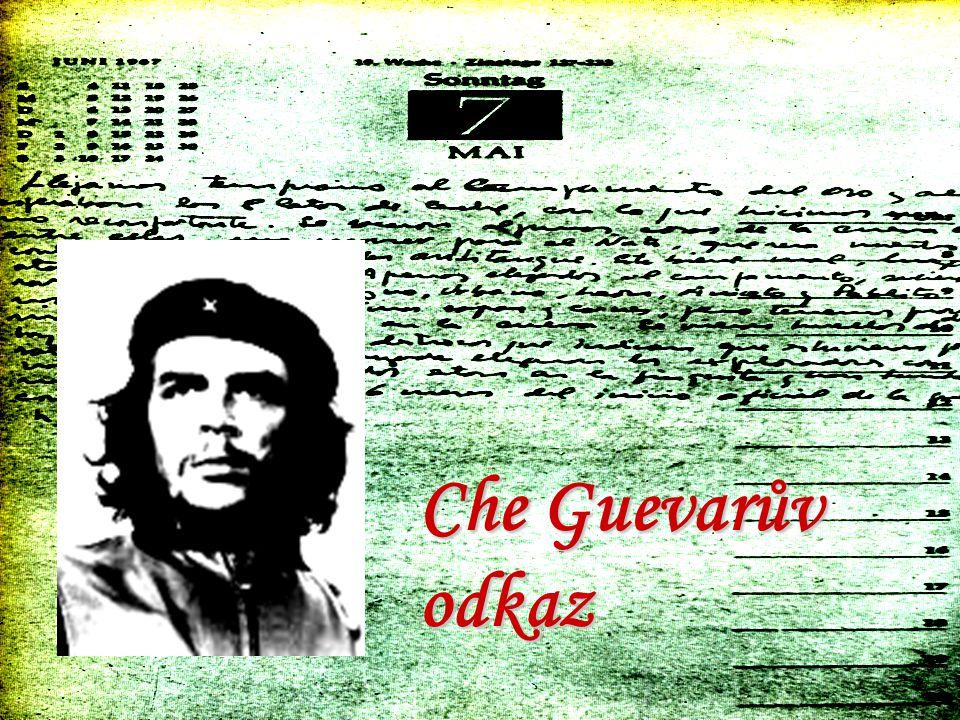Ernesto Che Guevara po sobě zanechal několik publikací a statí.