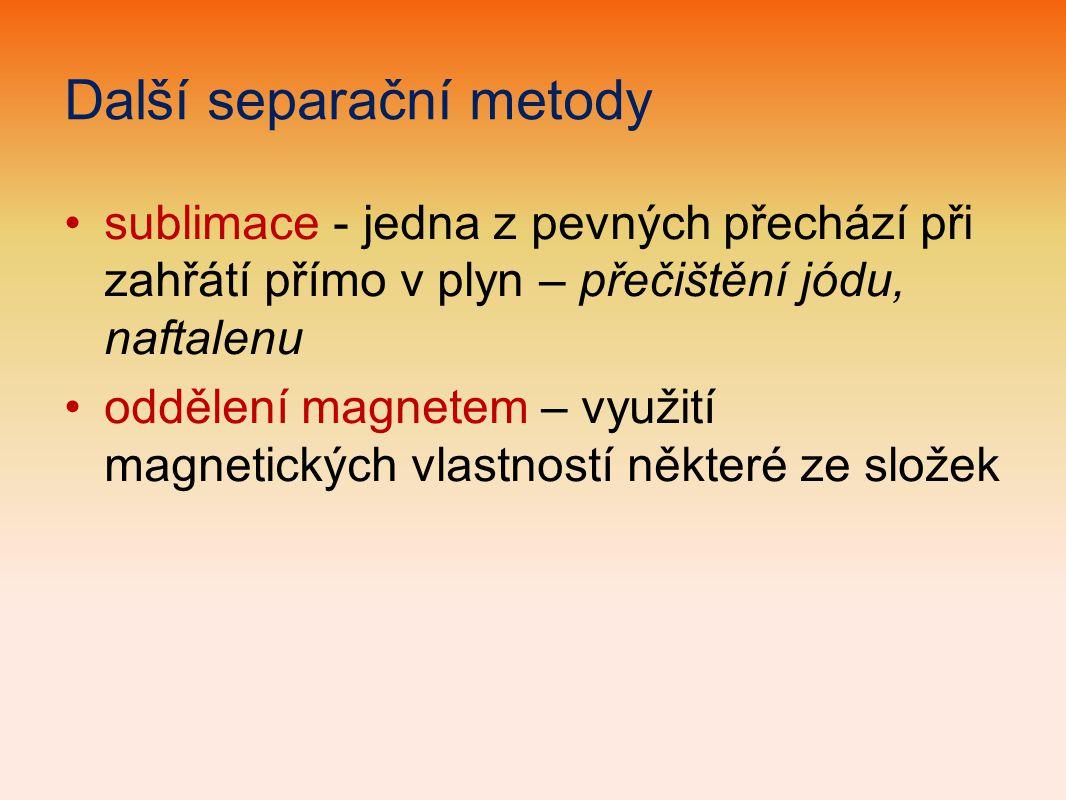 POUŽITÉ ZDROJE: http://www.chemierol.wz.cz http://www.zschemie.euweb.cz DUŠEK, Bohuslav a Vratislav FLEMR.