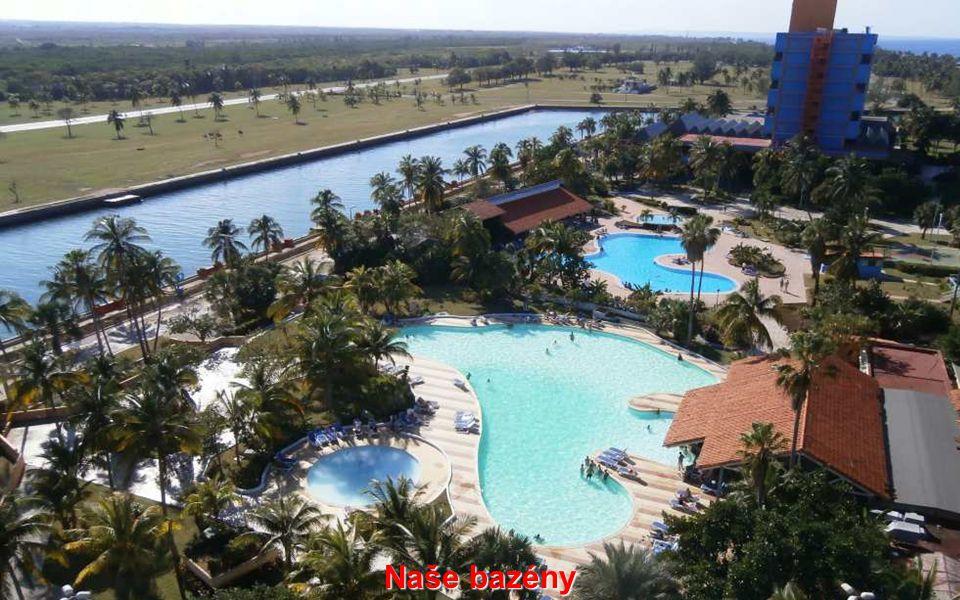 Naše bazény