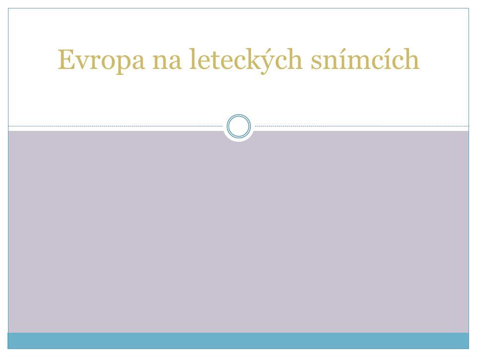 NOČNÍ POHLED NA EVROPU http://cs.wikipedia.org/wiki/Soubor:Europa-bei-nacht_1-1024x768.jpg