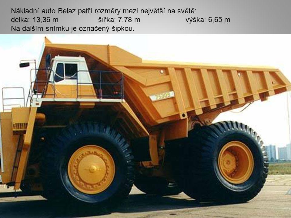 Diamantový důl se nachází u města Mirnyj. Rusko, východní Sibiř. Je 525 m hluboký a jeho průměr je 1,2 km.