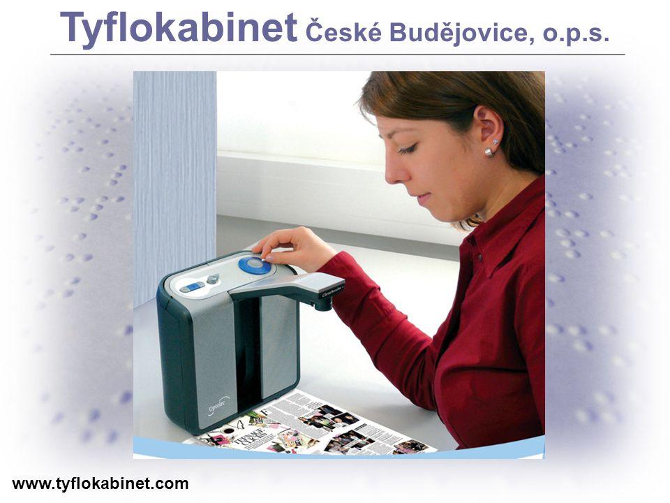 www.tyflokabinet.com Tyflokabinet České Budějovice, o.p.s.
