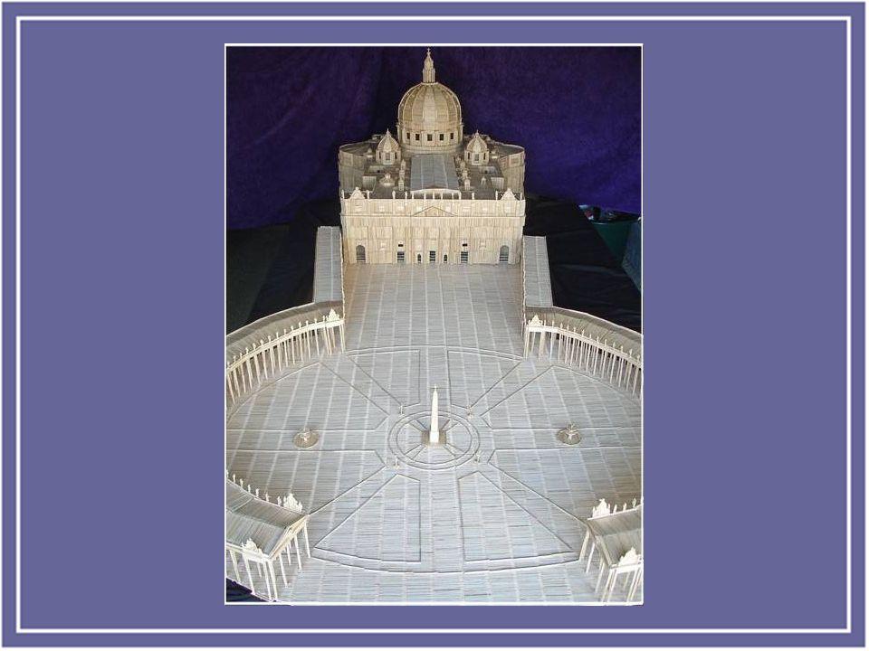 Vatikán – chrám sv. Petra