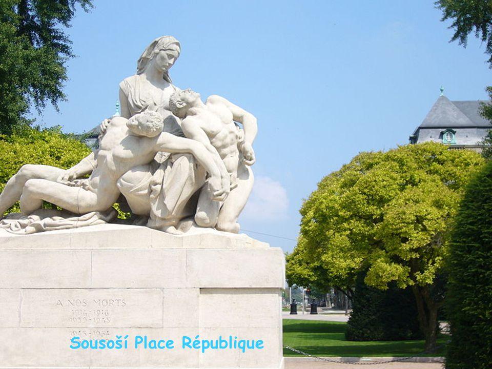 Náměstí Place de la République