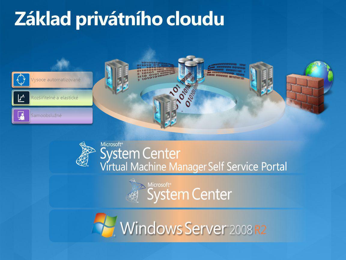 Základ privátního cloudu
