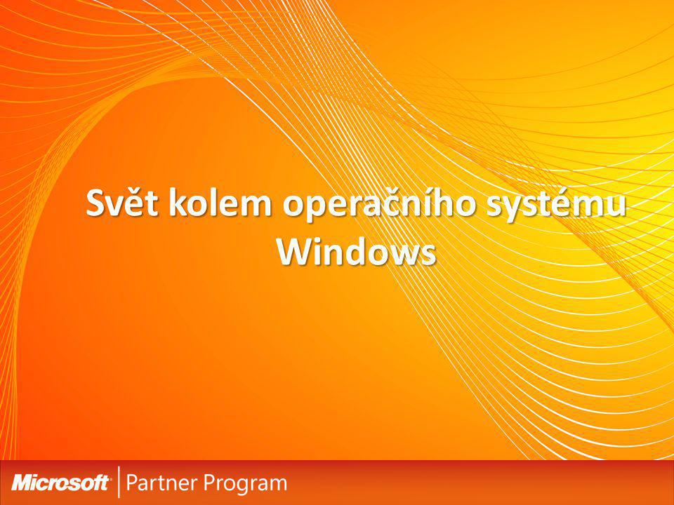 Svět kolem operačního systému Windows
