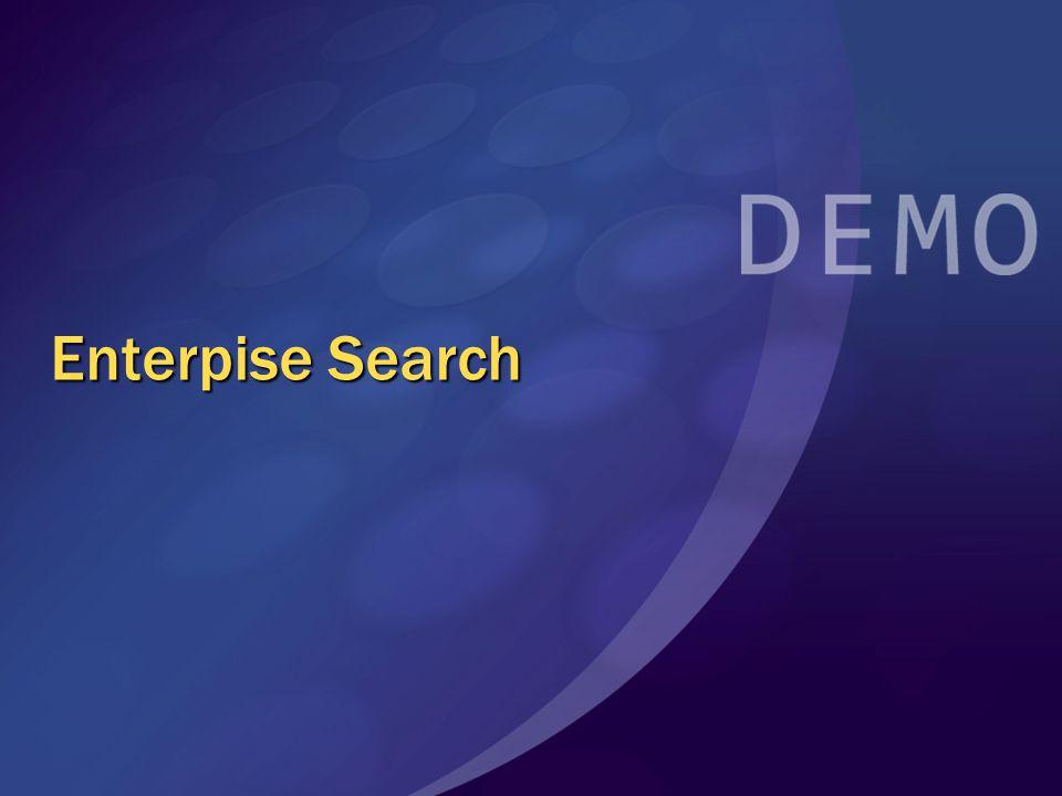 Enterpise Search