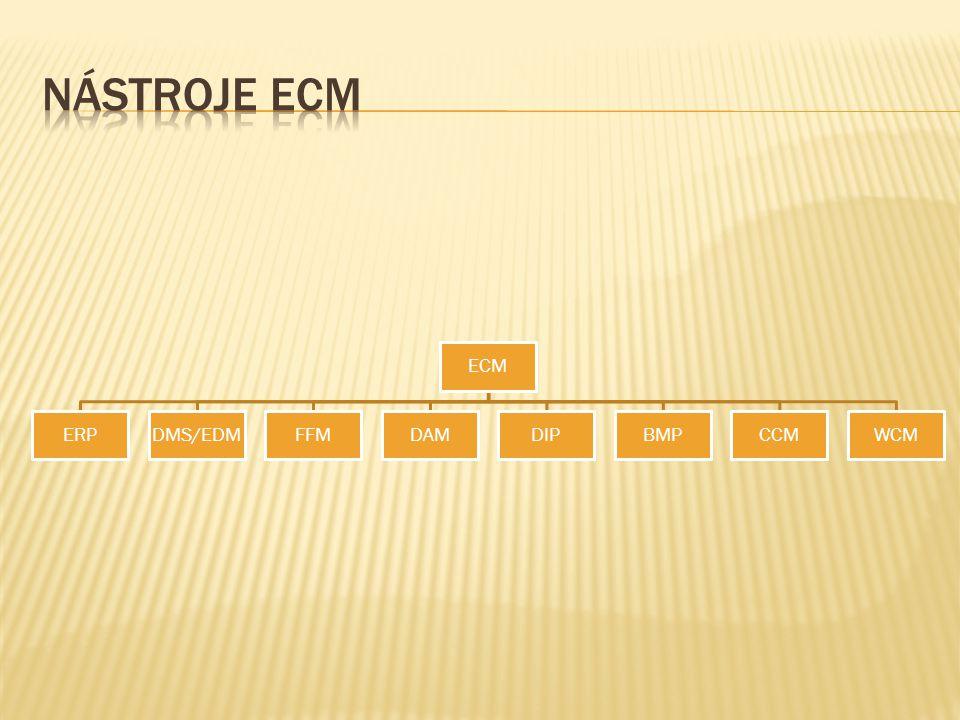 ECM ERPDMS/EDMFFMDAMDIPBMPCCMWCM
