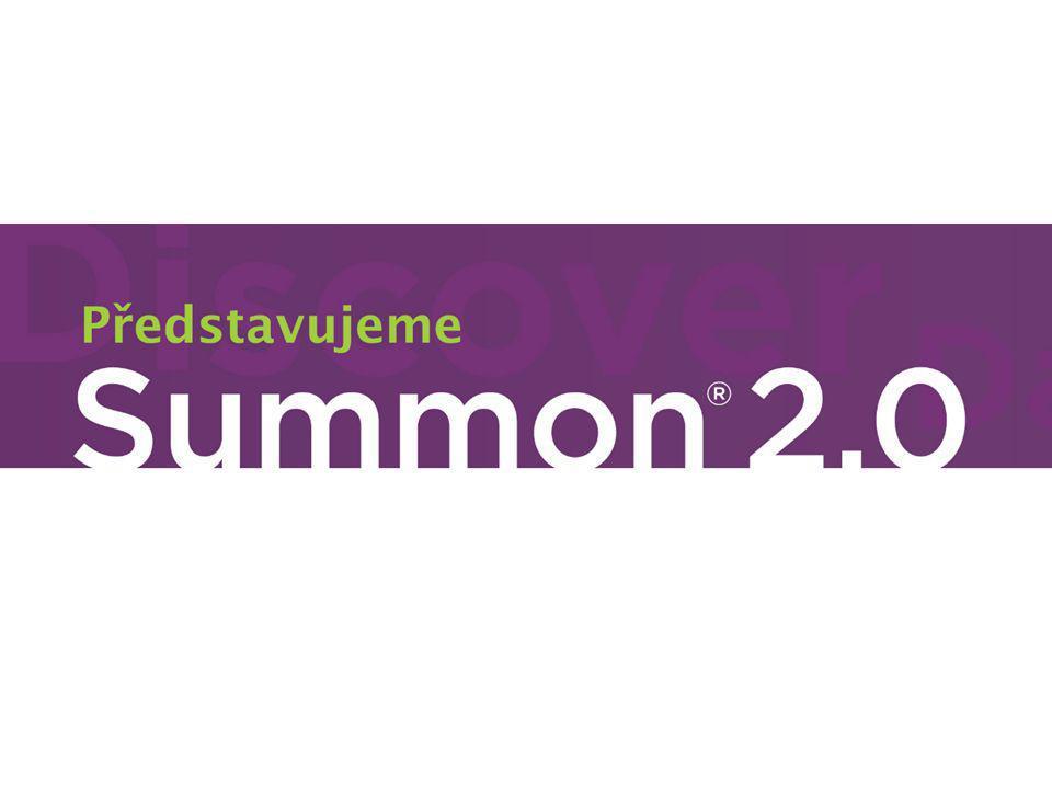 Shrnutí Summon