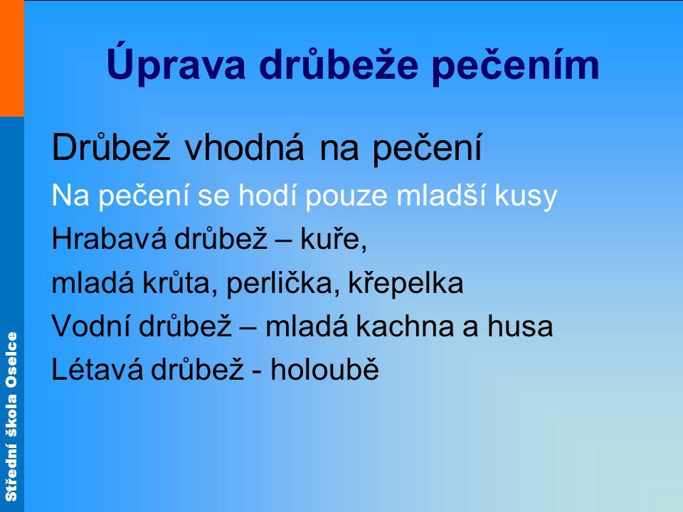 Střední škola Oselce Doplňky k minutkám oleje ochucené oleje s přidáním koření, bylinek …..