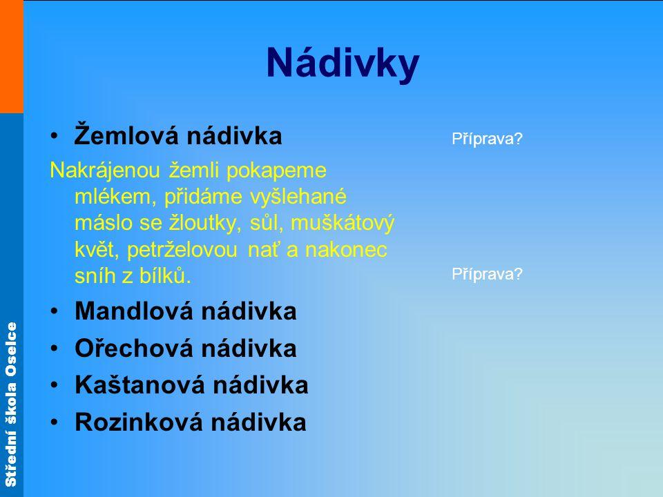 Střední škola Oselce Příprava šťávy Šťávu připravujeme z výpeku po pečení drůbeže.