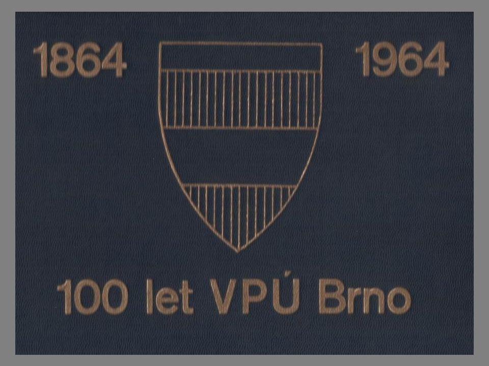 """Předání čestného titulu """"Brig. soc. práce 4 kolektivům VPÚ při příležitosti 100. výročí VPÚ BRNO"""