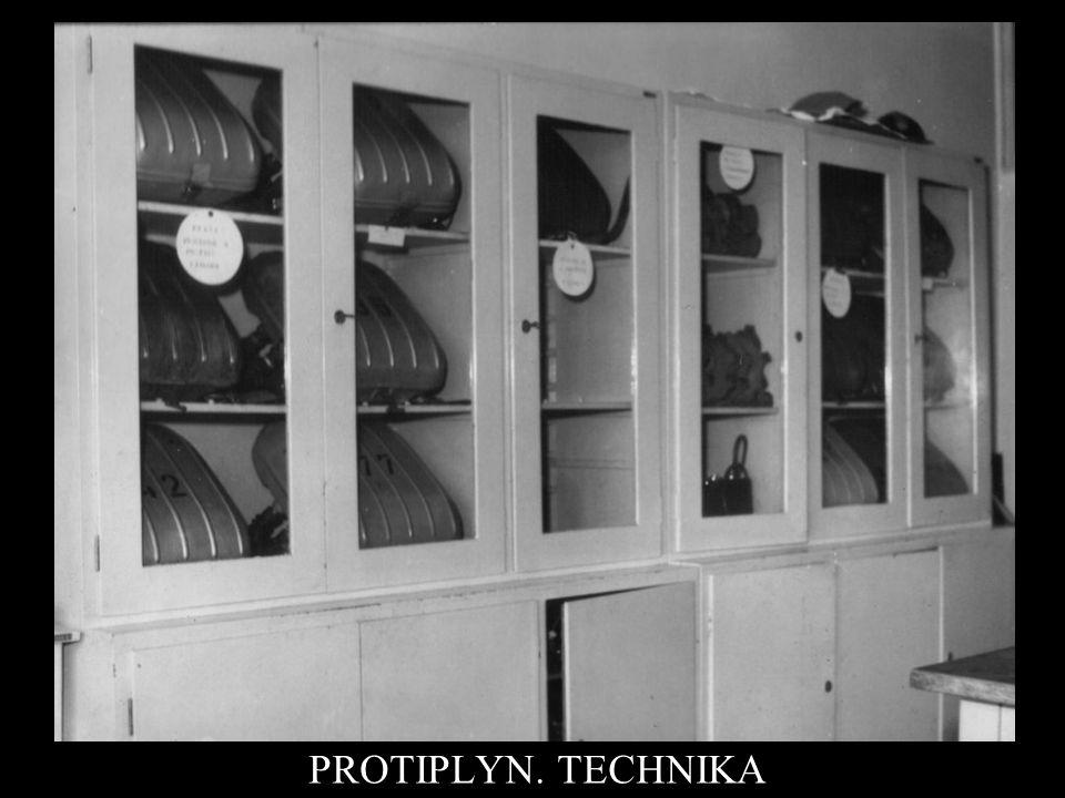 PROTIPLYN. TECHNIKA