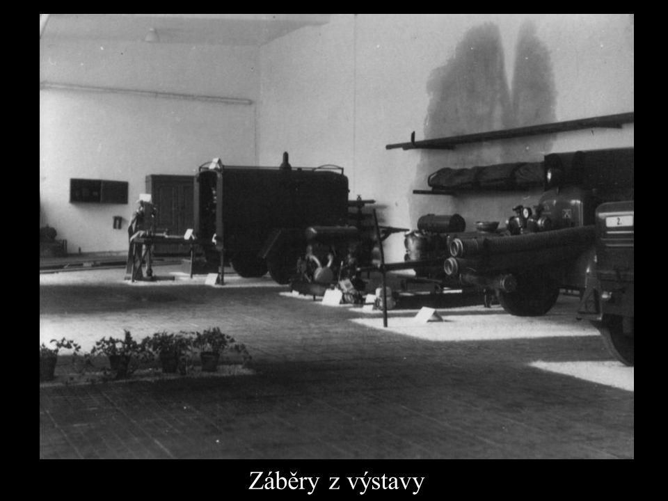 Záběry z výstavy