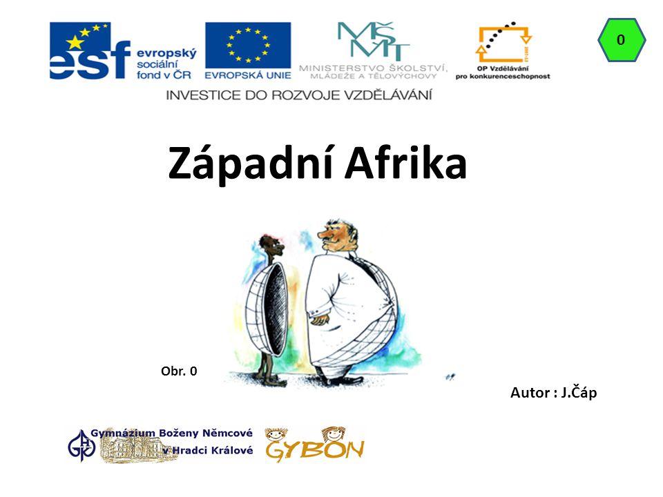 Západní Afrika 0 Autor : J.Čáp Obr. 0