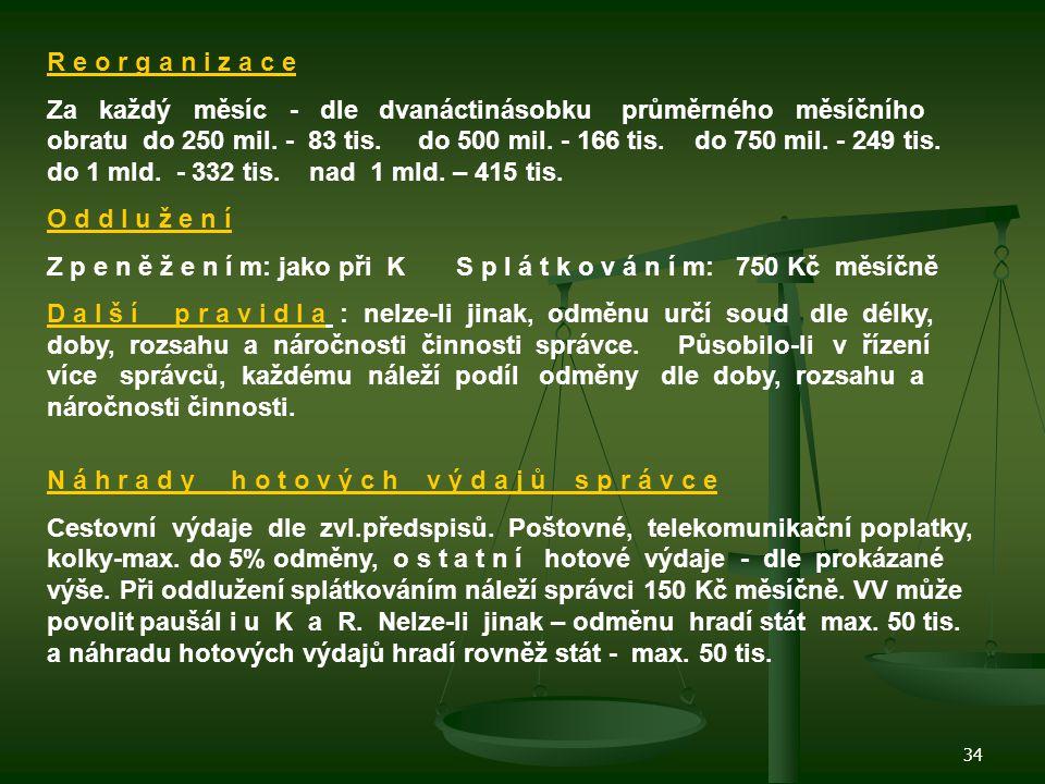 35 Jednací řád pro insolvenční řízení vyhl.311/07 Sb.